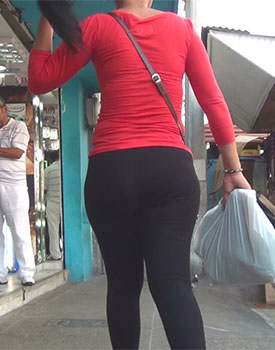 Big Ass In Tights
