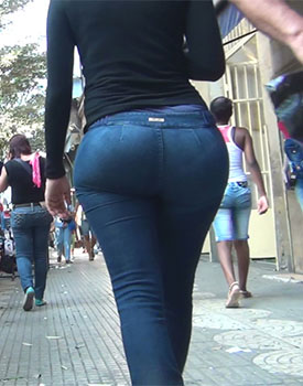 Big Butt In Jeans