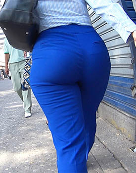 Big Curvy Ass